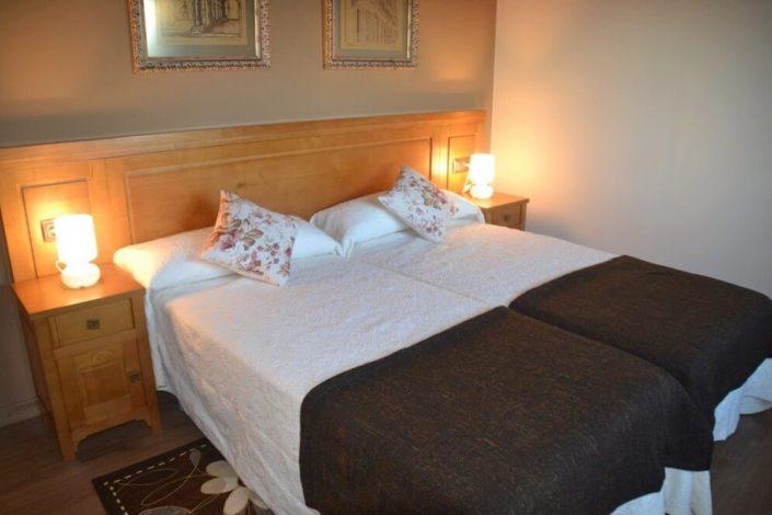 Dormitorio Apartamento Zarauza