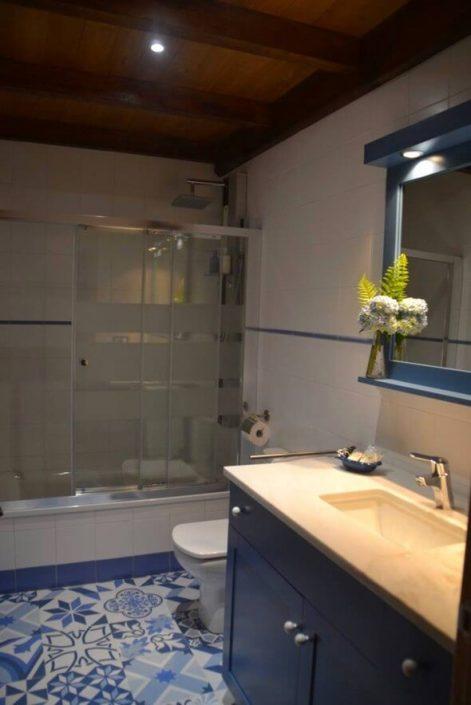 Baño Apartamento Zarauza