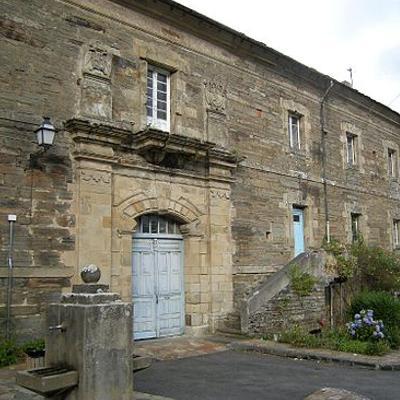 Monasterio de Santa María de Villanueva de Oscos