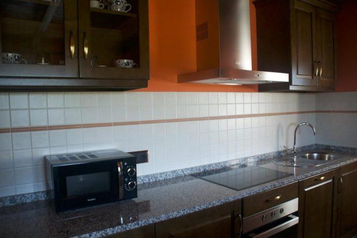 Cocina Apartamento Zarauza