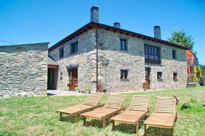 La Quintana de Zarauza Casa Rural Asturias